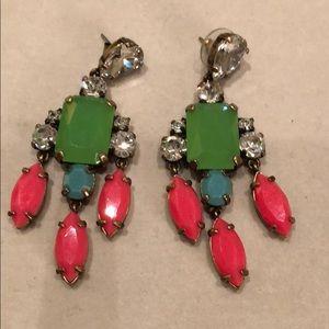 J crew earrings. Brand new